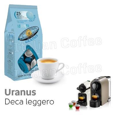 URANUS décaféiné ITALIAN COFFEE 1